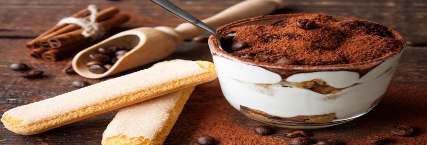Desserts à l'italienne