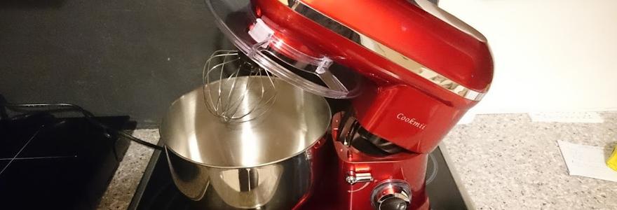 robot pétrin pour cuisiner