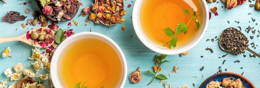 Obtenir le meilleur du thé