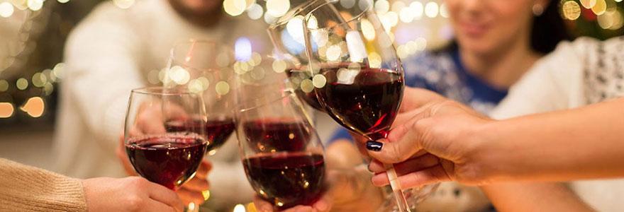 Vins et boissons sans alcool
