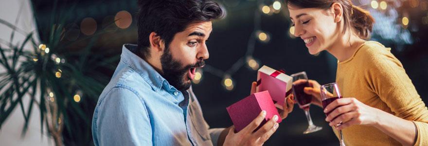 Cadeaux d'anniversaire pour homme