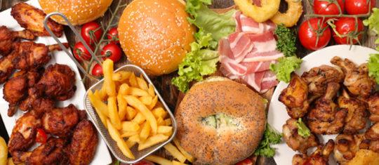 nourriture américaine